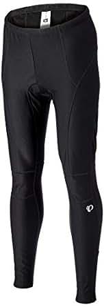 [パールイズミ] ウィンドブレーク メガ タイツ 5℃ 保温 防風透湿 冬用サイクルウェア W6200MEGA レディース ブラック 日本 L (日本サイズL相当)