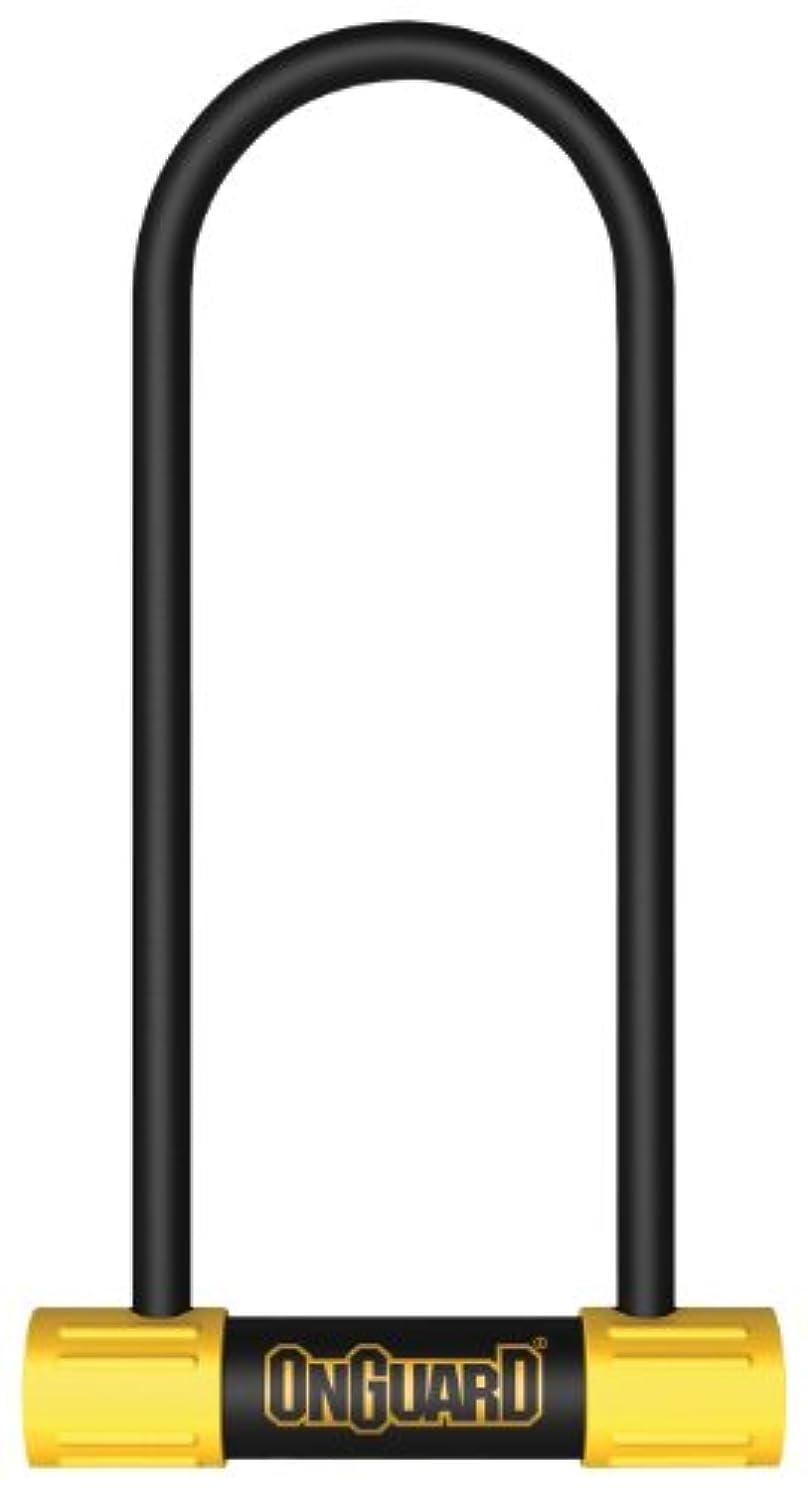 ラテン多年生サミットOnGuard Bulldog Mini LS U-Lock (Black, 3.55 x 9.46-Inch) by OnGuard