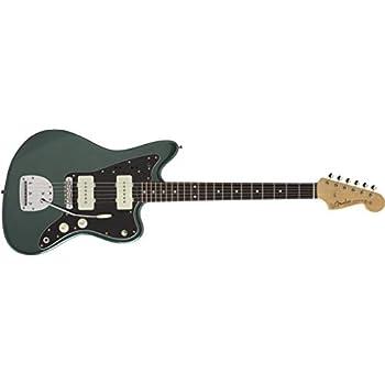 Fender エレキギター MIJ Hybrid 60s Jazzmaster, Sherwood Green Metallic