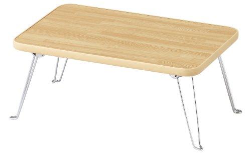木目調 テーブル 4530 ナチュラル N-8658