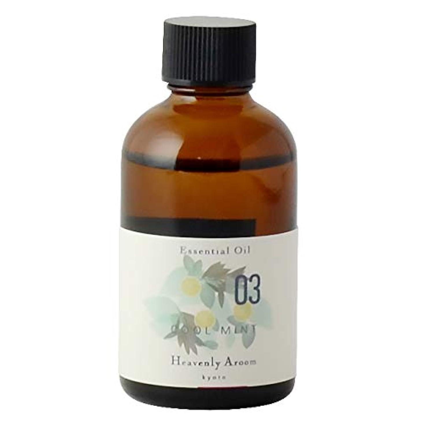 ふつうヒロインいくつかのHeavenly Aroom エッセンシャルオイル COOL MINT 03 グリーンミント 50ml