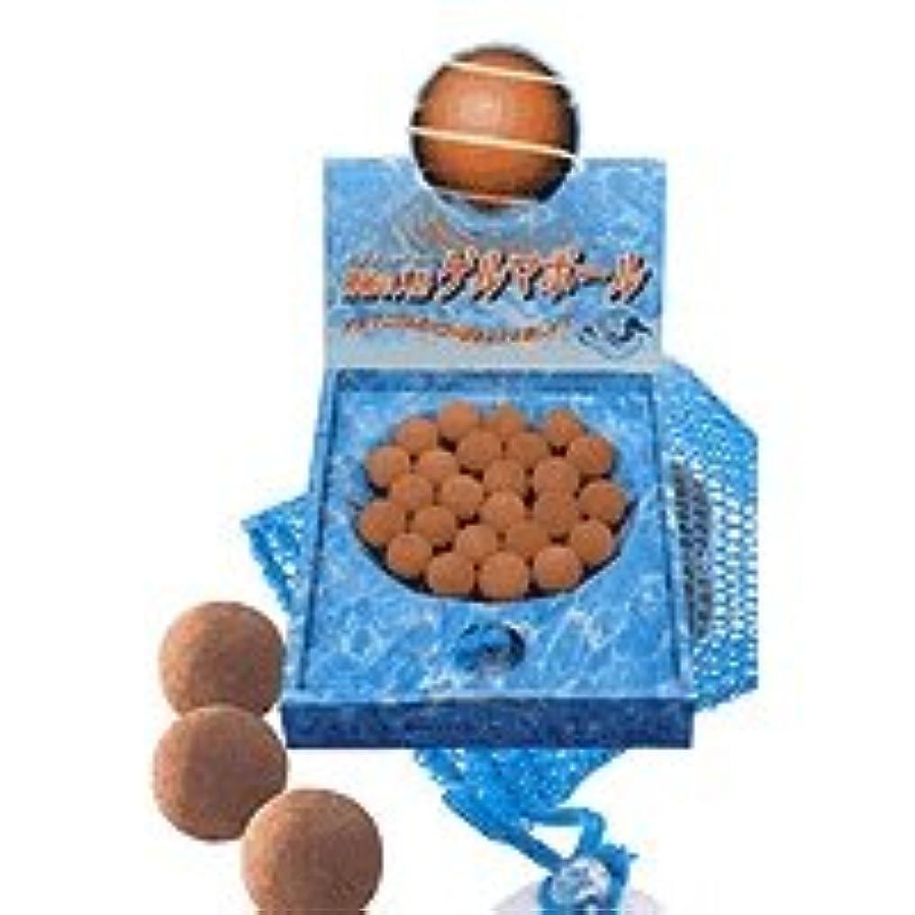 チチカカ湖端提案ゲルマボール ゲルマボールゲルマボール220g+吸盤付メッシュ袋1枚