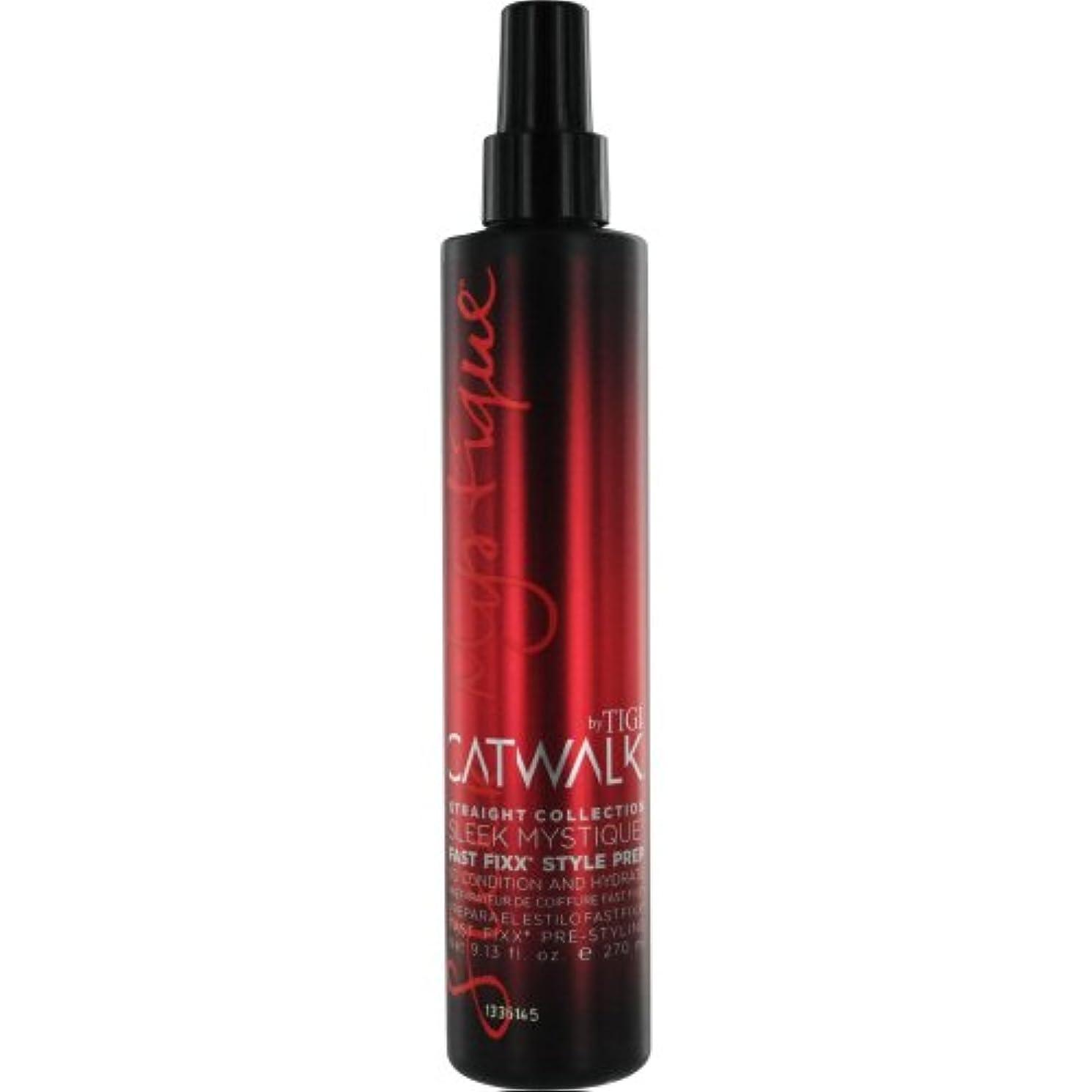 資料通常重荷Tigi Catwalk Sleek Fast Fixx Style 265 ml (並行輸入品)