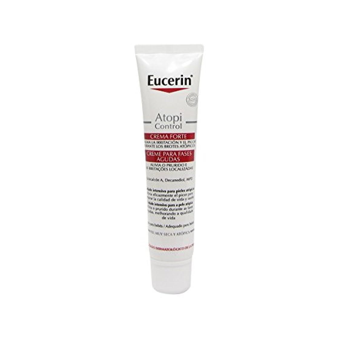 四面体憂鬱オゾンEucerin Atopicontrol Acute Care Cream 40ml [並行輸入品]