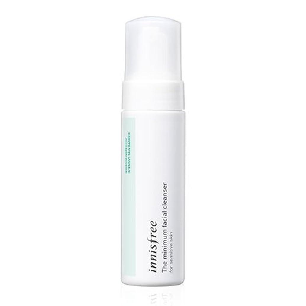気楽な真向こう容器[innisfree(イニスフリー)] The minimum facial cleanser 70ml ザ·ミニマムフェーシャル?クレンザー [並行輸入品][海外直送品]