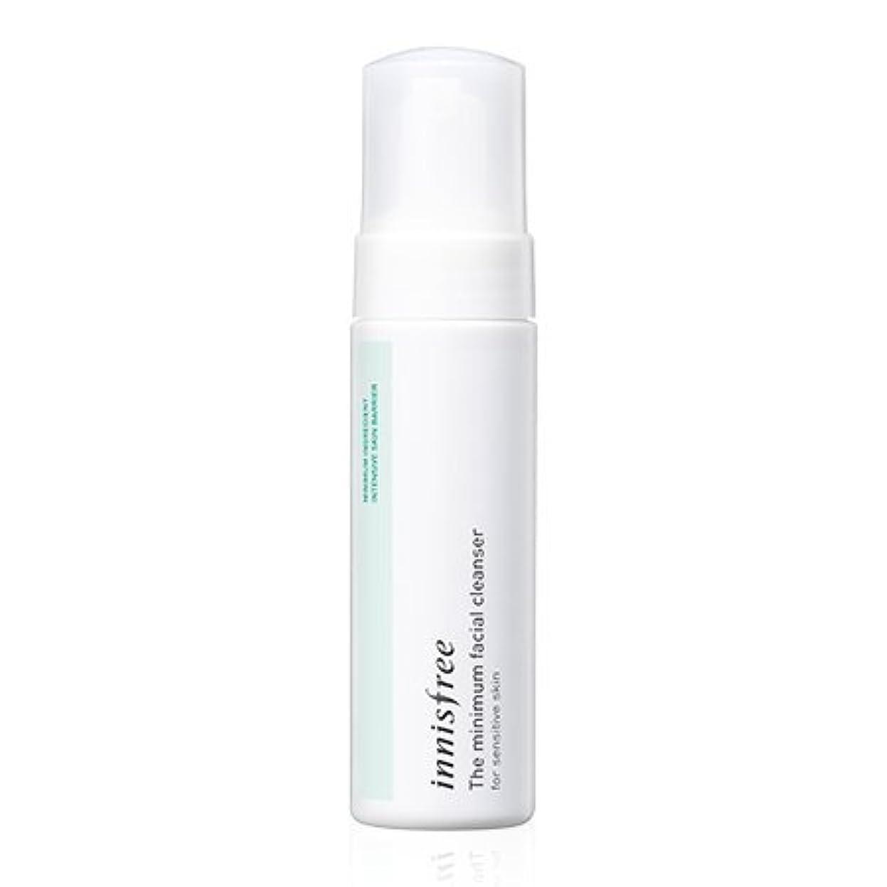 消費するランプ脱走[innisfree(イニスフリー)] The minimum facial cleanser 70ml ザ·ミニマムフェーシャル?クレンザー [並行輸入品][海外直送品]