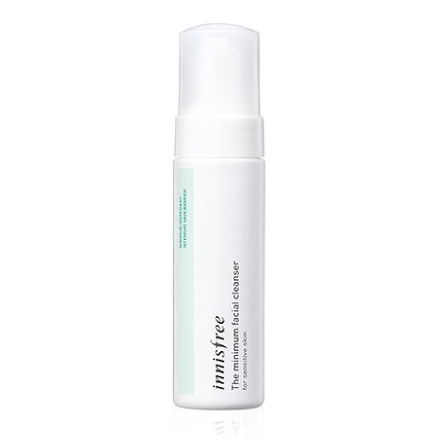 飛行場降ろす脅迫[innisfree(イニスフリー)] The minimum facial cleanser 70ml ザ·ミニマムフェーシャル?クレンザー [並行輸入品][海外直送品]