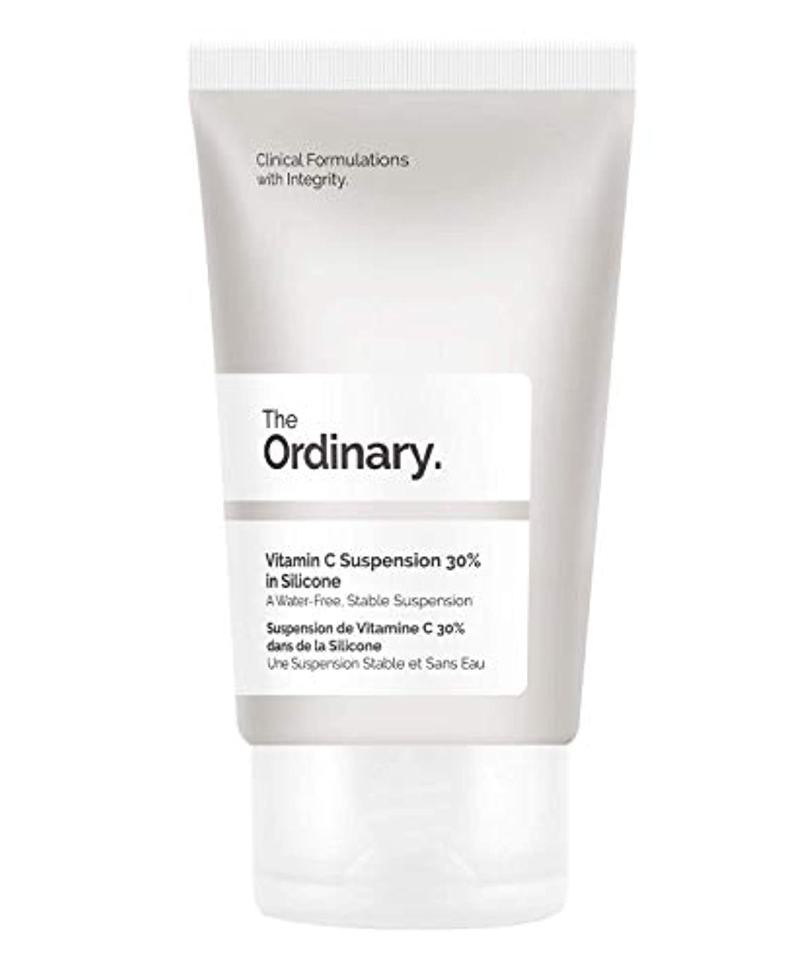 バージンアドバンテージピクニックThe Ordinary Vitamin C Suspension 30% in Silicone FULL SIZE 30ml