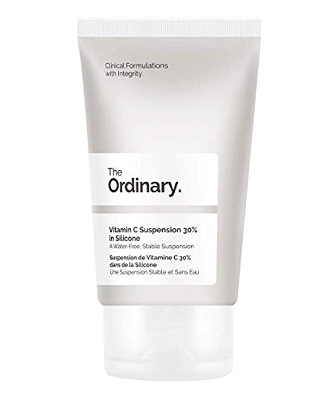 遠えすずめ失礼The Ordinary Vitamin C Suspension 30% in Silicone FULL SIZE 30ml