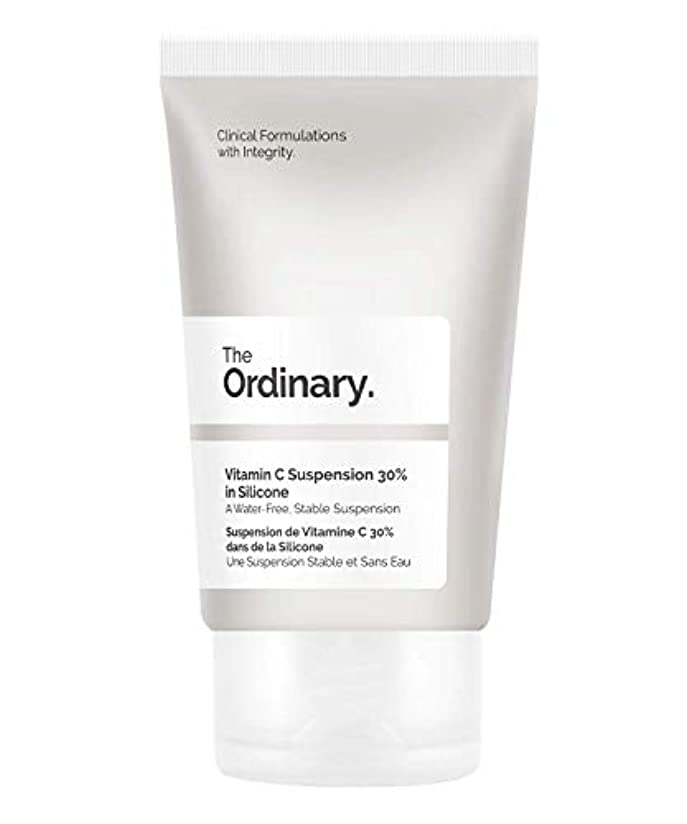 以上覚えている目を覚ますThe Ordinary Vitamin C Suspension 30% in Silicone FULL SIZE 30ml