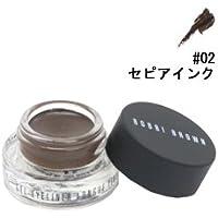 【ボビイ ブラウン】ロングウェアジェルアイライナー #02 セピアインク 3g [並行輸入品]