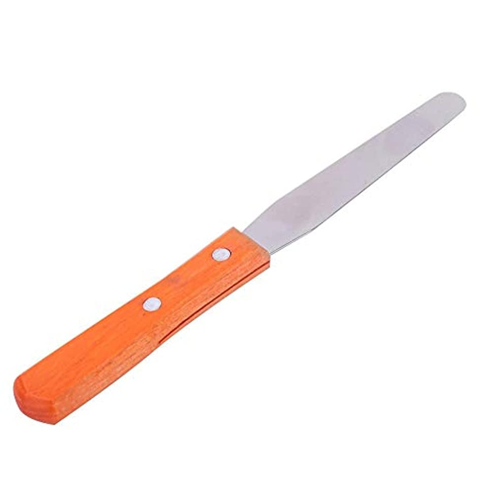 関税体系的に首木のワックスのアプリケーターの棒、腕、ビキニライン、美顔術、足、眉毛、背部のために理想的な耐久のまっすぐなステンレス鋼のワックスを塗る棒と再使用可能