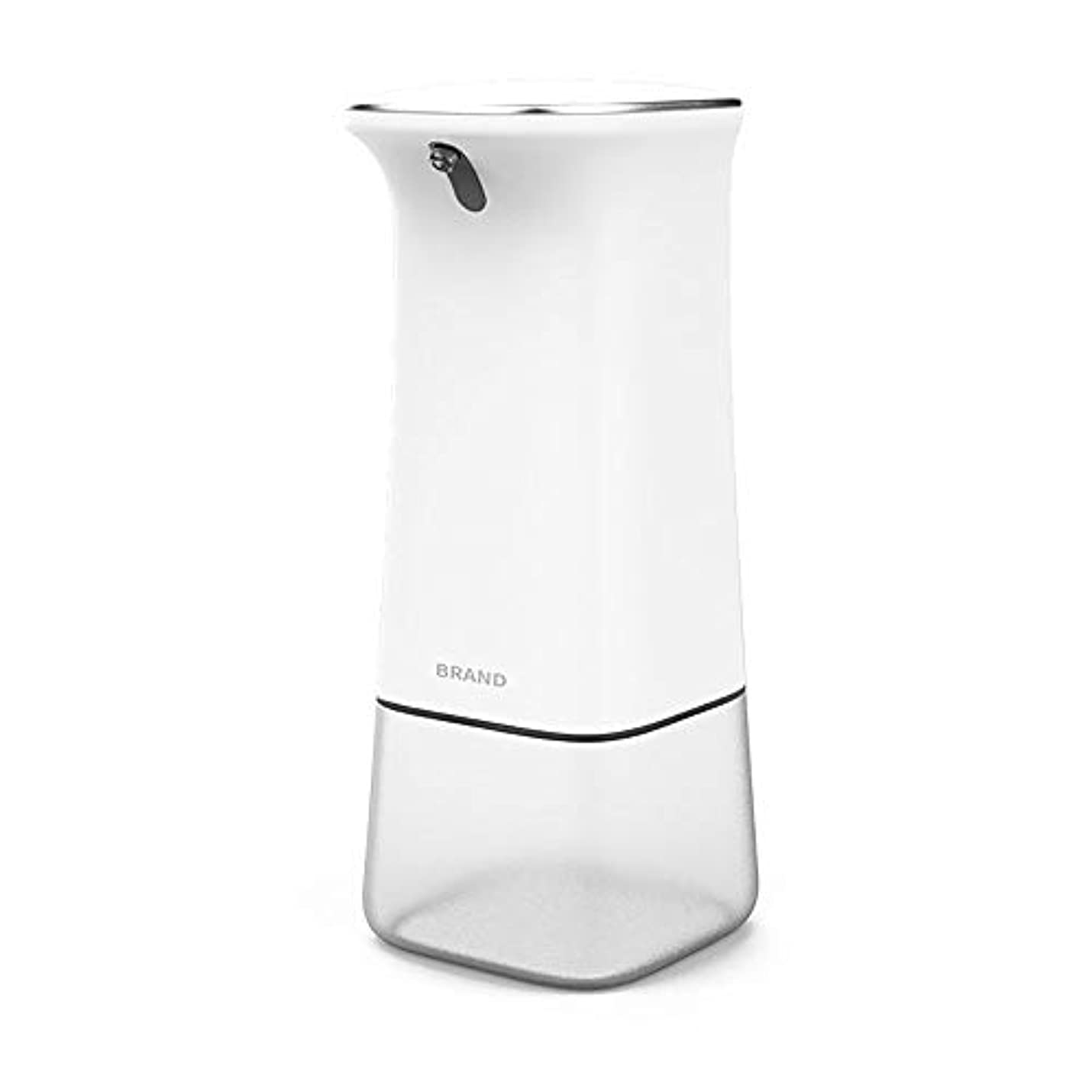 常習者焦げシロクマ浴室の石鹸ディスペンサー、石鹸ディスペンサーの自動ステンレス鋼のタッチレスモーションセンサーRの赤外線モーションセンサーの台所およびシャワーのための手の自由な皿の石鹸
