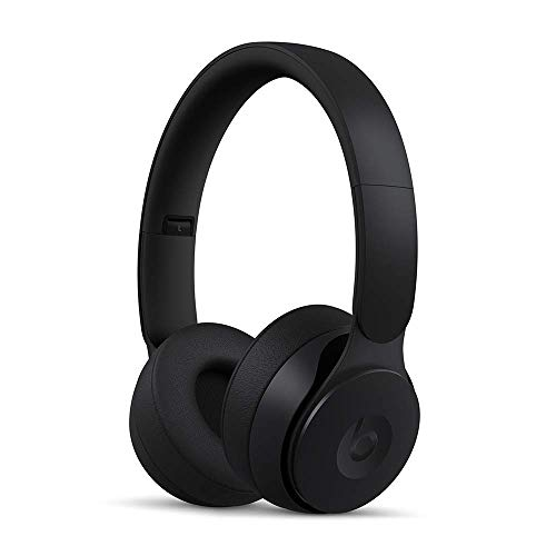 Beats Solo Pro Wireless ワイヤレスノイズキャンセリングヘッドホン - ブラック