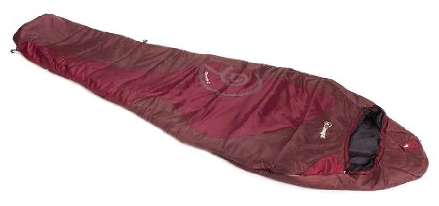 風景価格記憶に残るSnugpak(スナグパック) 寝袋 ソフティクリサリス2 チェストナットレッド [最低使用温度-3度]