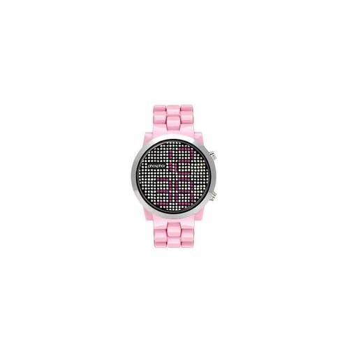 時計 Phosphor レディース MD011L Swarovski Mechanical Digital Watch [並行輸入品]