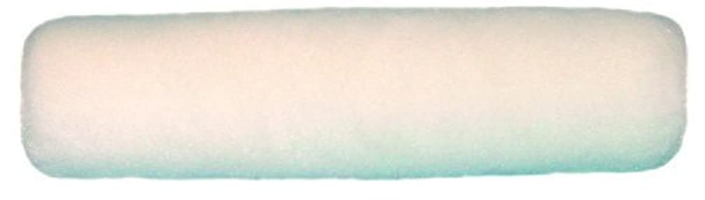 ロールコンサルタント無関心Magnolia Brush 9WV038 Dralon Fiber Velvet Roller Cover 3/8 Nap 9 Length White (Case of 24) [並行輸入品]