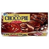 ロッテ 冬のチョコパイ 深みチョコ仕立て 6個×5箱入×(2ケース)