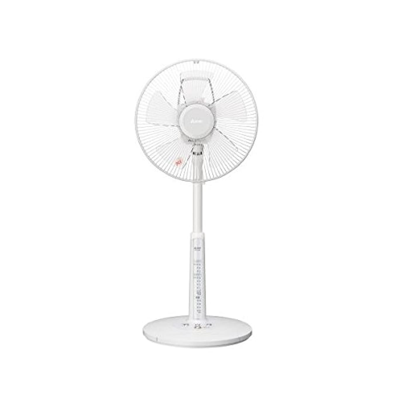 そこ宴会名門三菱 【扇風機】マイコン式リビング扇(クールホワイト)MITSUBISHI R30J-MS-W