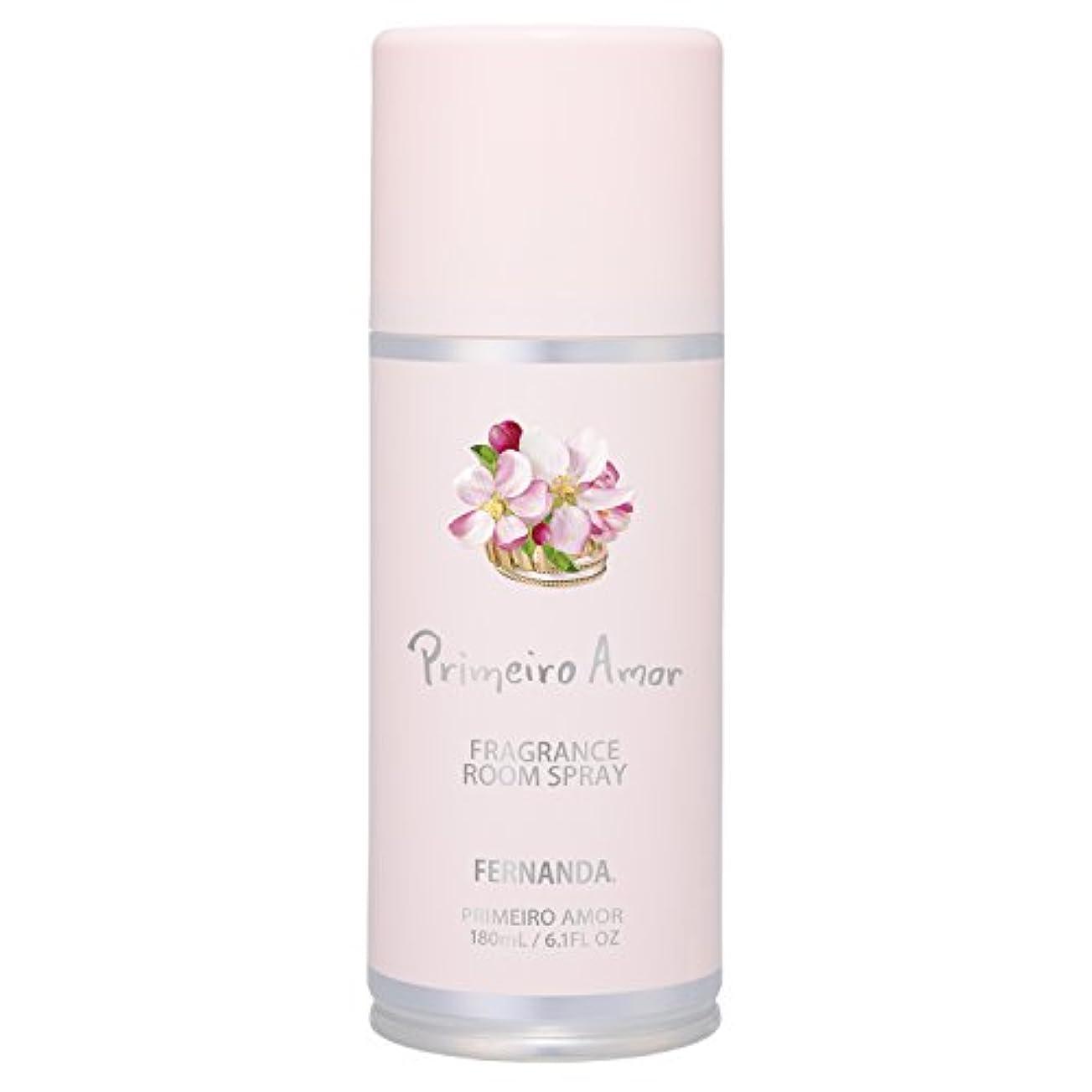 あいさつフレームワークロマンチックFERNANDA(フェルナンダ) Room Spray Primeiro Amor(ルームスプレー プリメイロアモール)