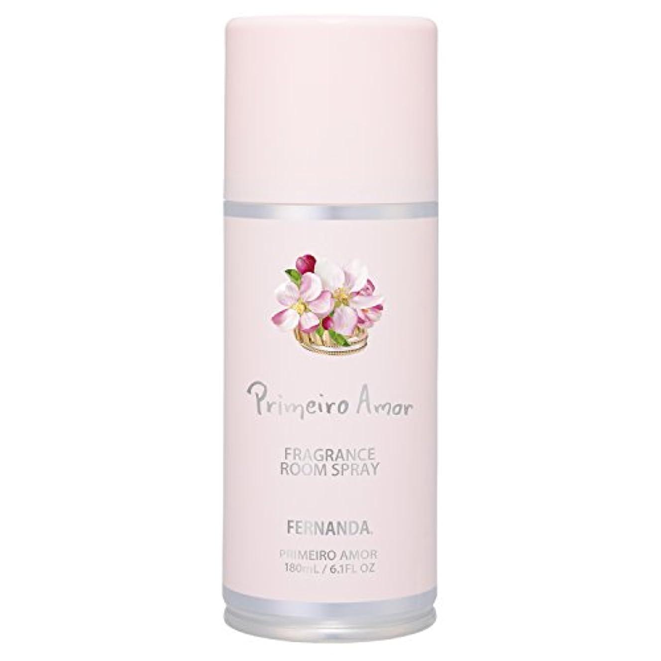 選択する追記獣FERNANDA(フェルナンダ) Room Spray Primeiro Amor(ルームスプレー プリメイロアモール)