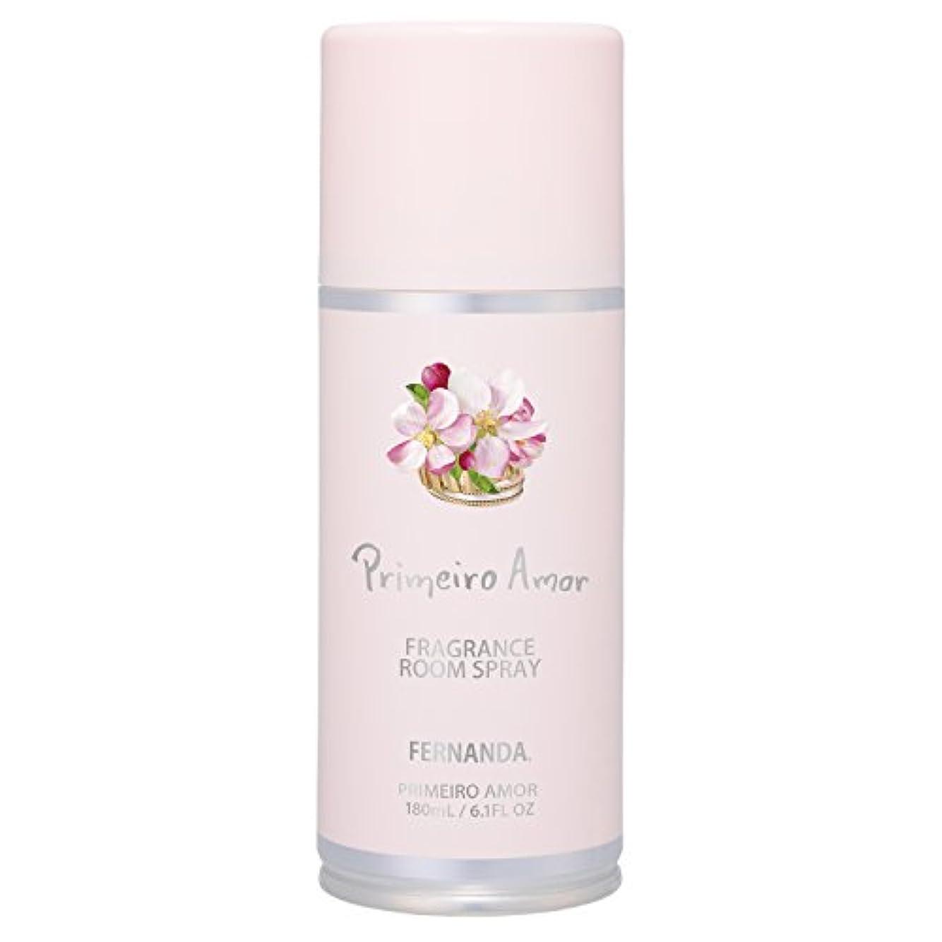 FERNANDA(フェルナンダ) Room Spray Primeiro Amor(ルームスプレー プリメイロアモール)