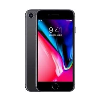 【国内版SIMフリー】Apple iPhone8 64GB Space Gray 64GB MQ782J/A