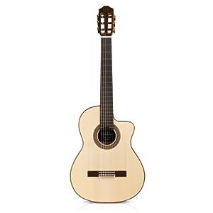 Cordoba クラシックギター スペイン製 シンライン エレガット ESPANA シリーズ 55FCE Negra