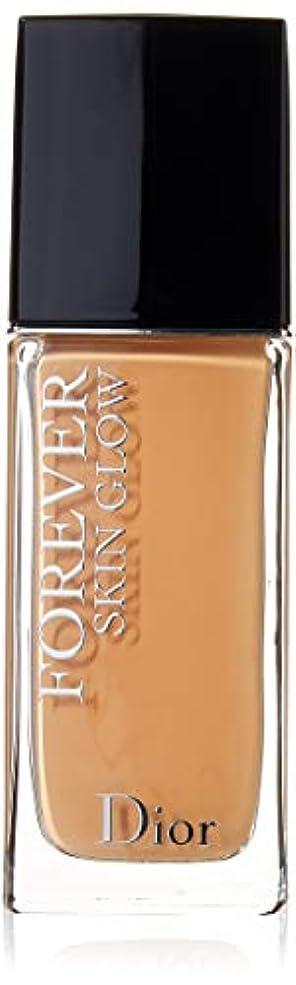 オーク路地恐れるクリスチャンディオール Dior Forever Skin Glow 24H Wear High Perfection Foundation SPF 35 - # 4N (Neutral) 30ml/1oz並行輸入品