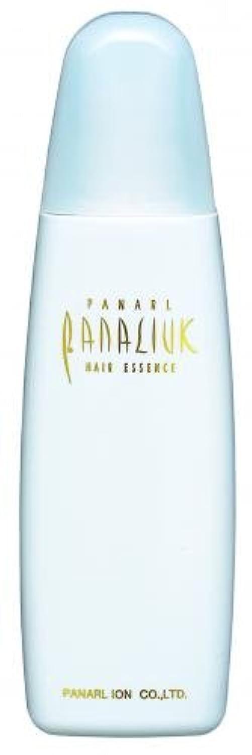 再生強化する何もない薬用パナルーク育毛剤 150ml   バナールイオン