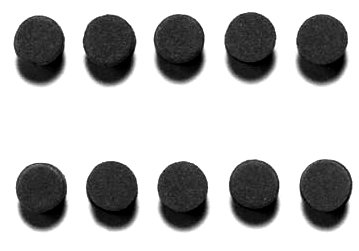 HOP-UP OPTIONS OP-577 TRFダンパー用ウレタンブッシュ