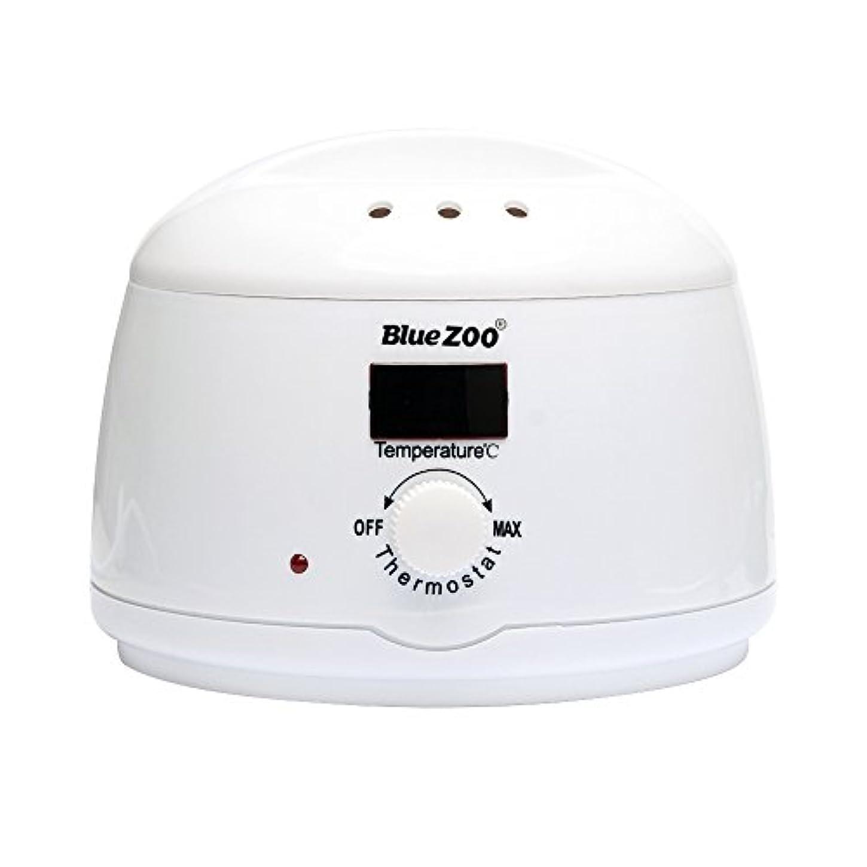 ストレージ飛ぶ弁護Rabugoo セクシー デジタル表示ワックス豆ワイマー脱毛ホットワックスヒーターマシン Digital display British regulations