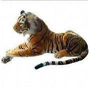 虎穴に入らずとも虎児を得る! かわいい動物ぬいぐるみ 虎 30cmサイズ