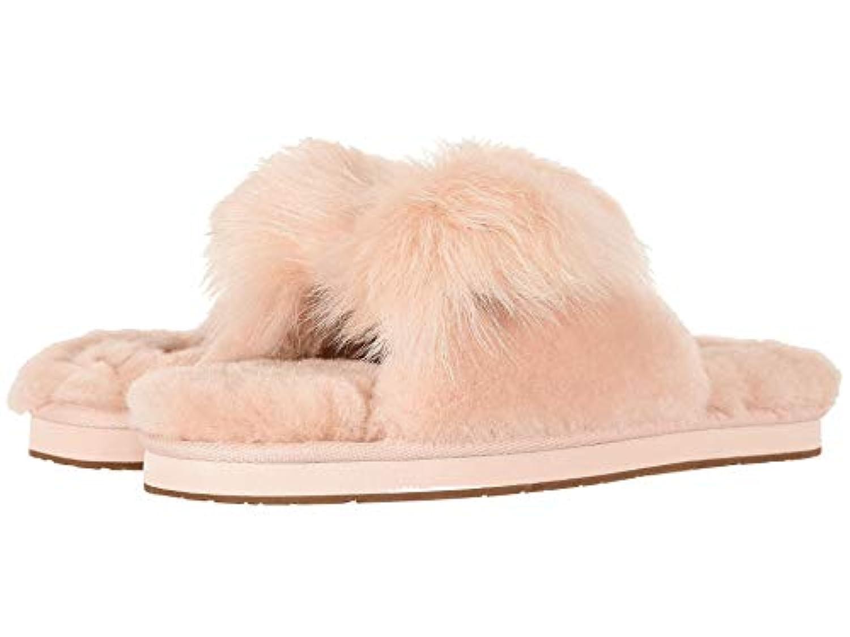 [UGG(アグ)] レディーススリッパ?スリッポン?靴 Mirabelle Slipper Amberlight 10 (27cm) B - Medium