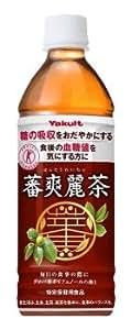 ヤクルト蕃爽麗茶500mlX24本