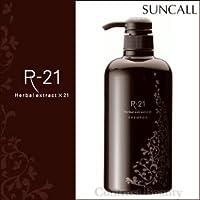 【X4個セット】 サンコール R-21 シャンプー 700ml ポンプ suncall