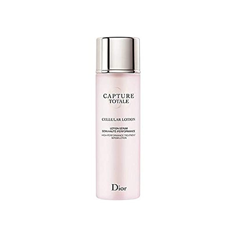 ディレクトリ風刺つまずく[Dior] ディオールキャプチャカプチュールトータルセルラーローション - Dior Capture Totale Cellular Lotion [並行輸入品]