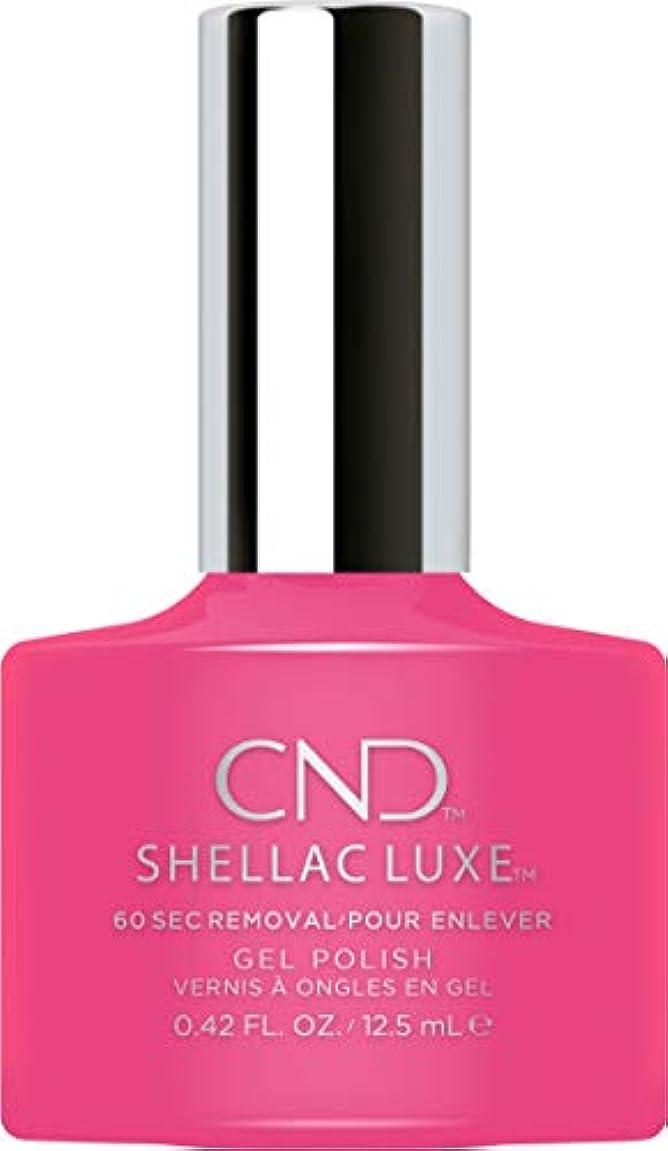 困った避難池CND Shellac Luxe - Pink Bikini - 12.5 ml / 0.42 oz