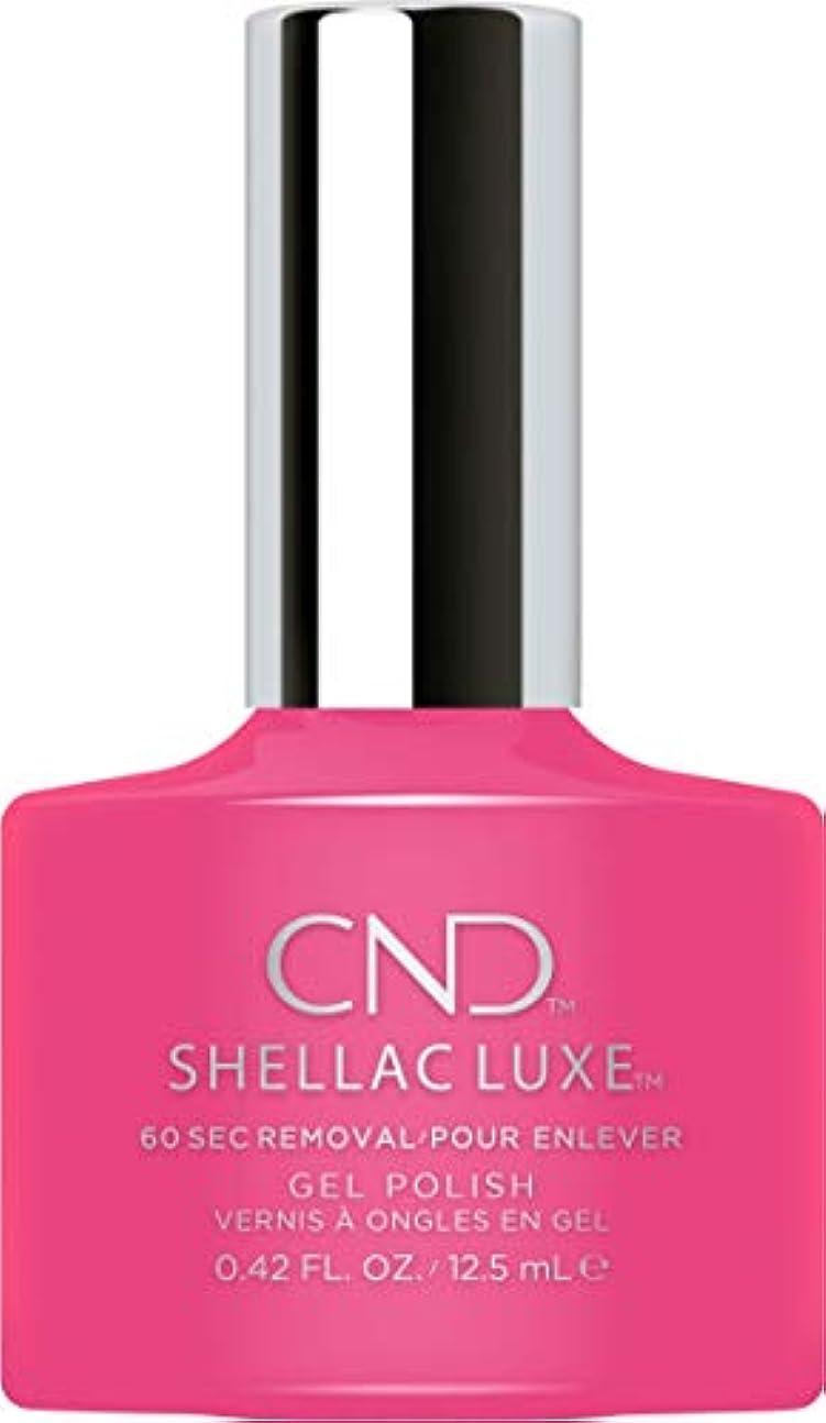 芽一月汚染されたCND Shellac Luxe - Pink Bikini - 12.5 ml / 0.42 oz