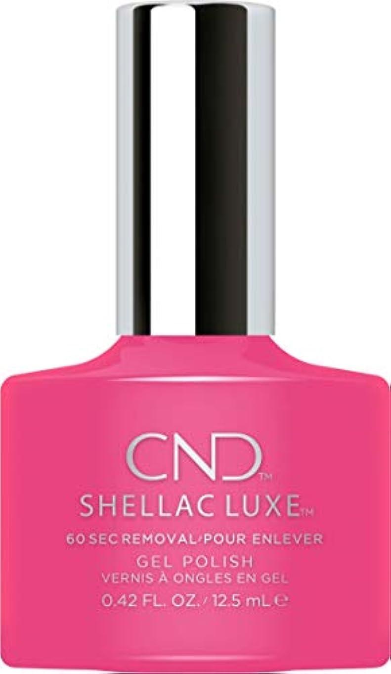 世論調査あざ印象派CND Shellac Luxe - Pink Bikini - 12.5 ml / 0.42 oz