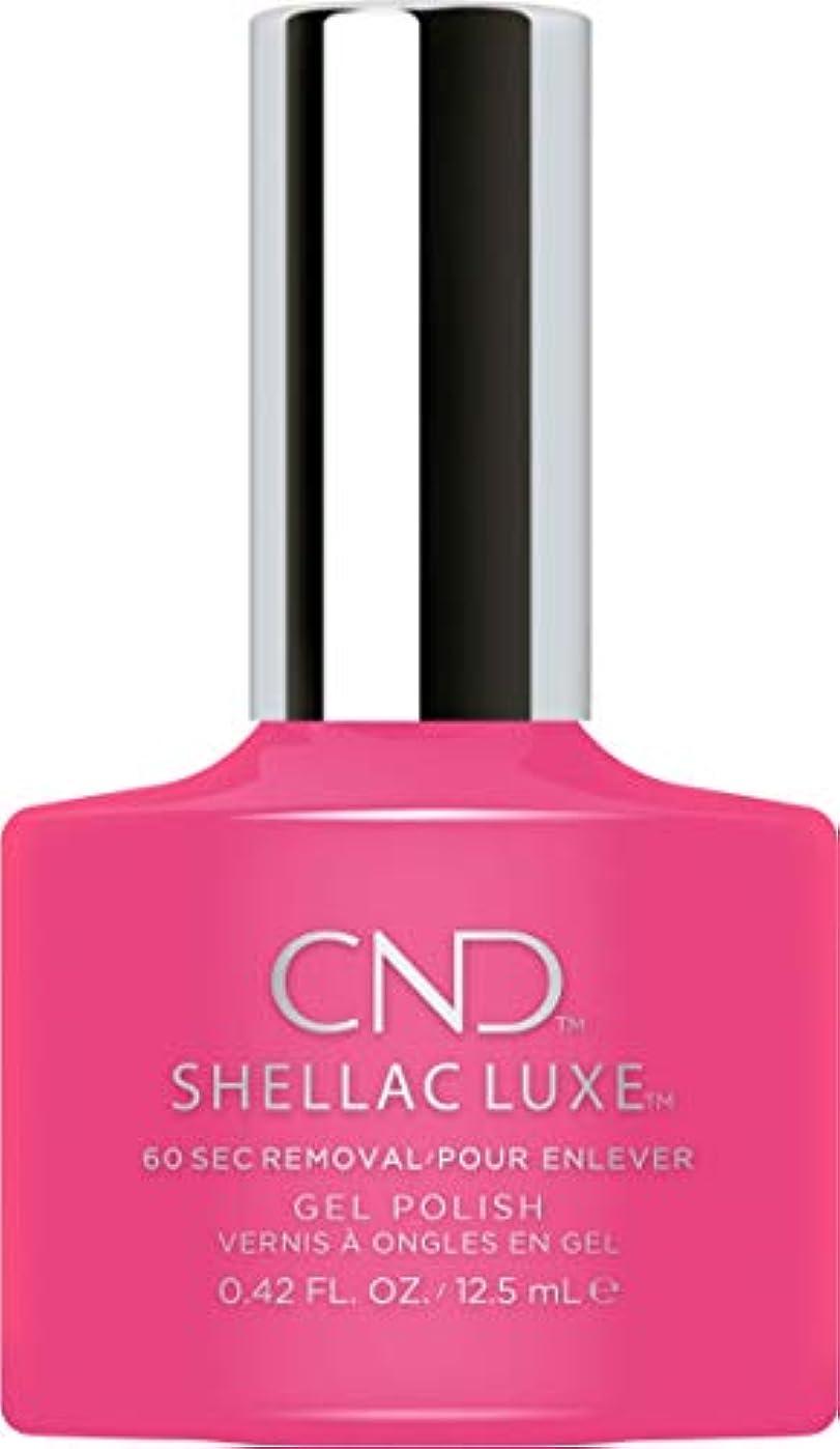 センターどちらか恋人CND Shellac Luxe - Pink Bikini - 12.5 ml / 0.42 oz