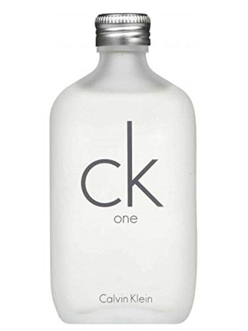 溢れんばかりの貞セイはさておきカルバン クライン 香水 シーケーワン (CK ONE) EDT SP 100ml 【並行輸入品】