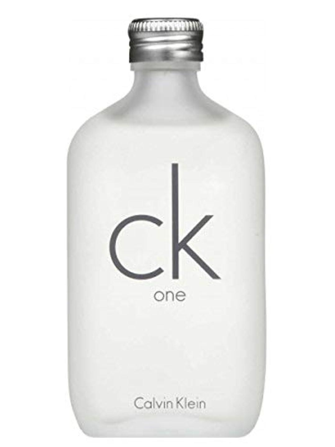 りんごワインしなやかカルバン クライン 香水 シーケーワン (CK ONE) EDT SP 100ml 【並行輸入品】