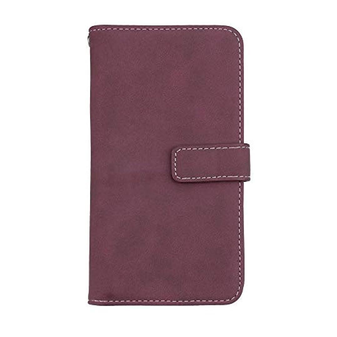 法律により国うめきXiaomi Redmi 6 Pro 高品質 マグネット ケース, CUNUS 携帯電話 ケース 軽量 柔軟 高品質 耐摩擦 カード収納 カバー Xiaomi Redmi 6 Pro 用, ローズレッド