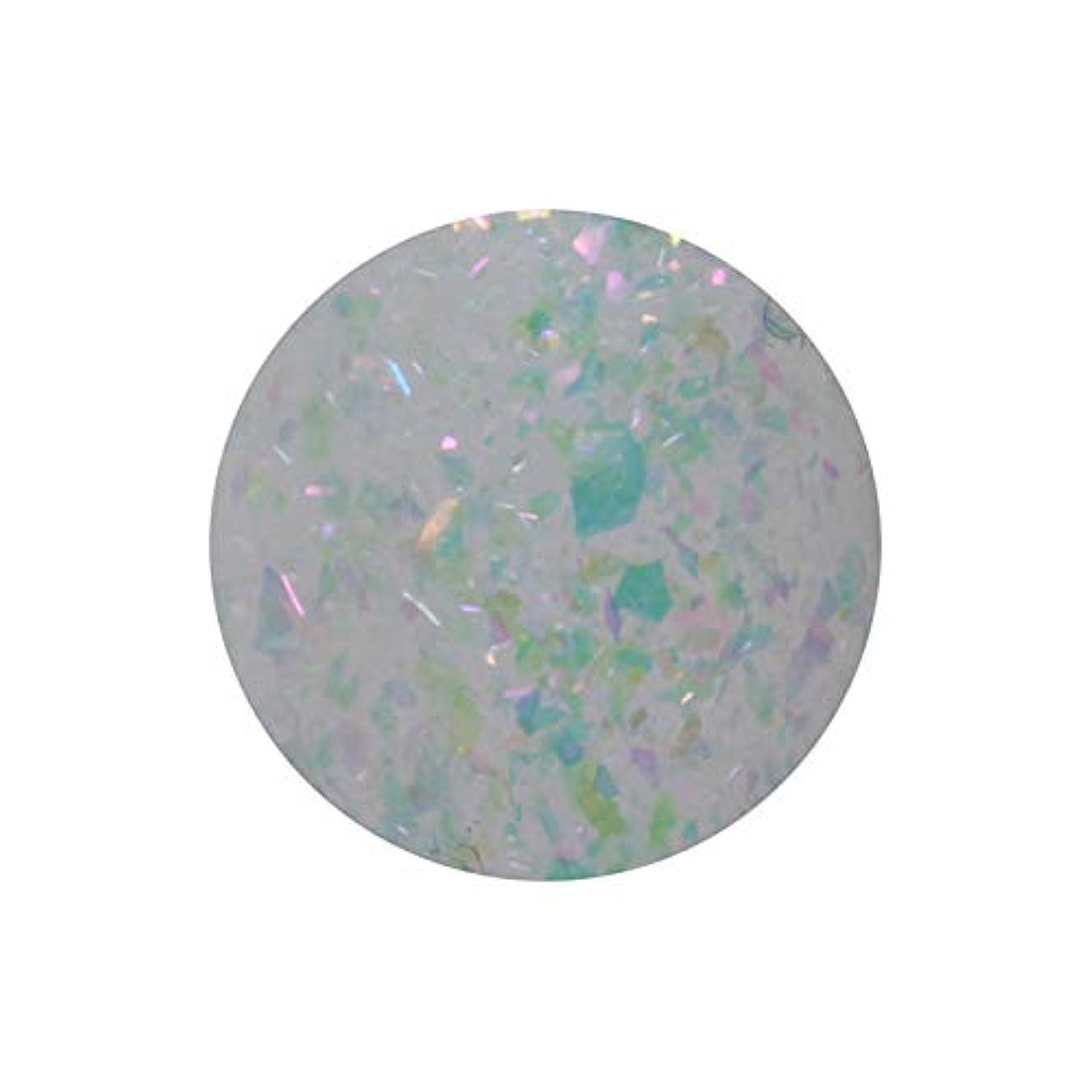 香水忍耐乞食【NEW】T-GEL COLLECTION TINY T006 ホログラフィーイエローグリーン 8ml