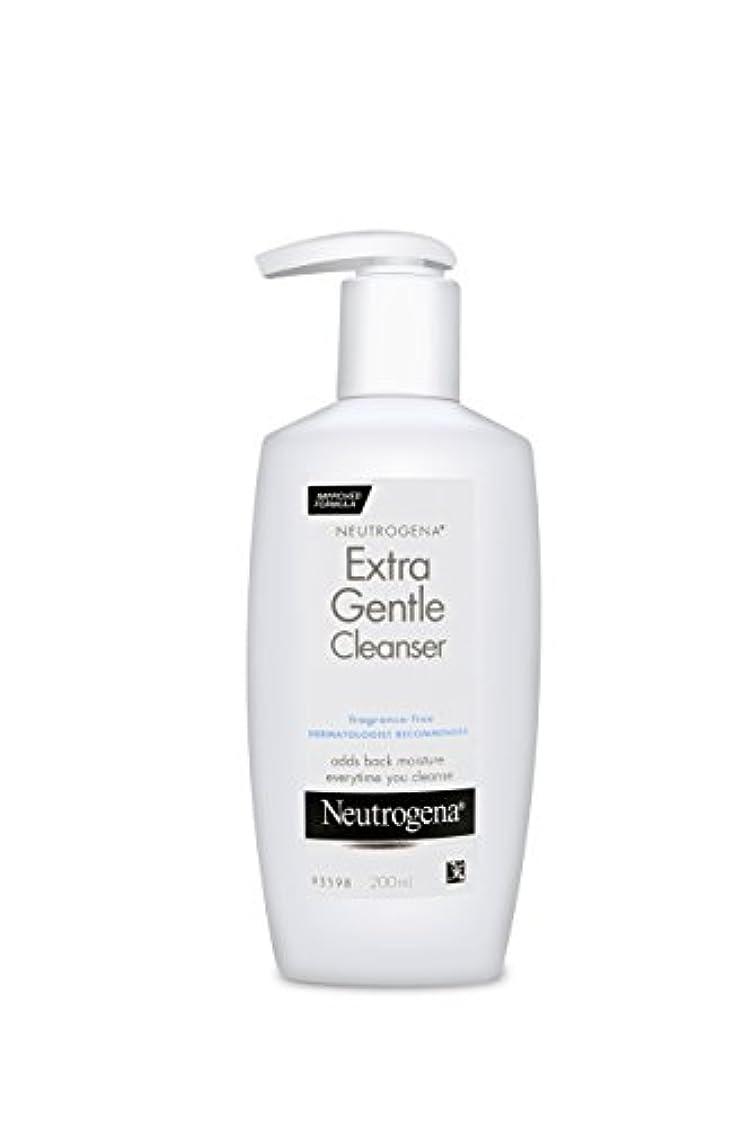 試験正規化超越するNeutrogena Extra Gentle Cleanser 200 ml (並行輸入品)