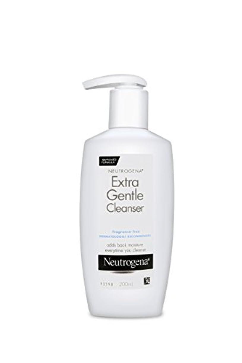 とは異なりにぎやか魂Neutrogena Extra Gentle Cleanser 200 ml (並行輸入品)