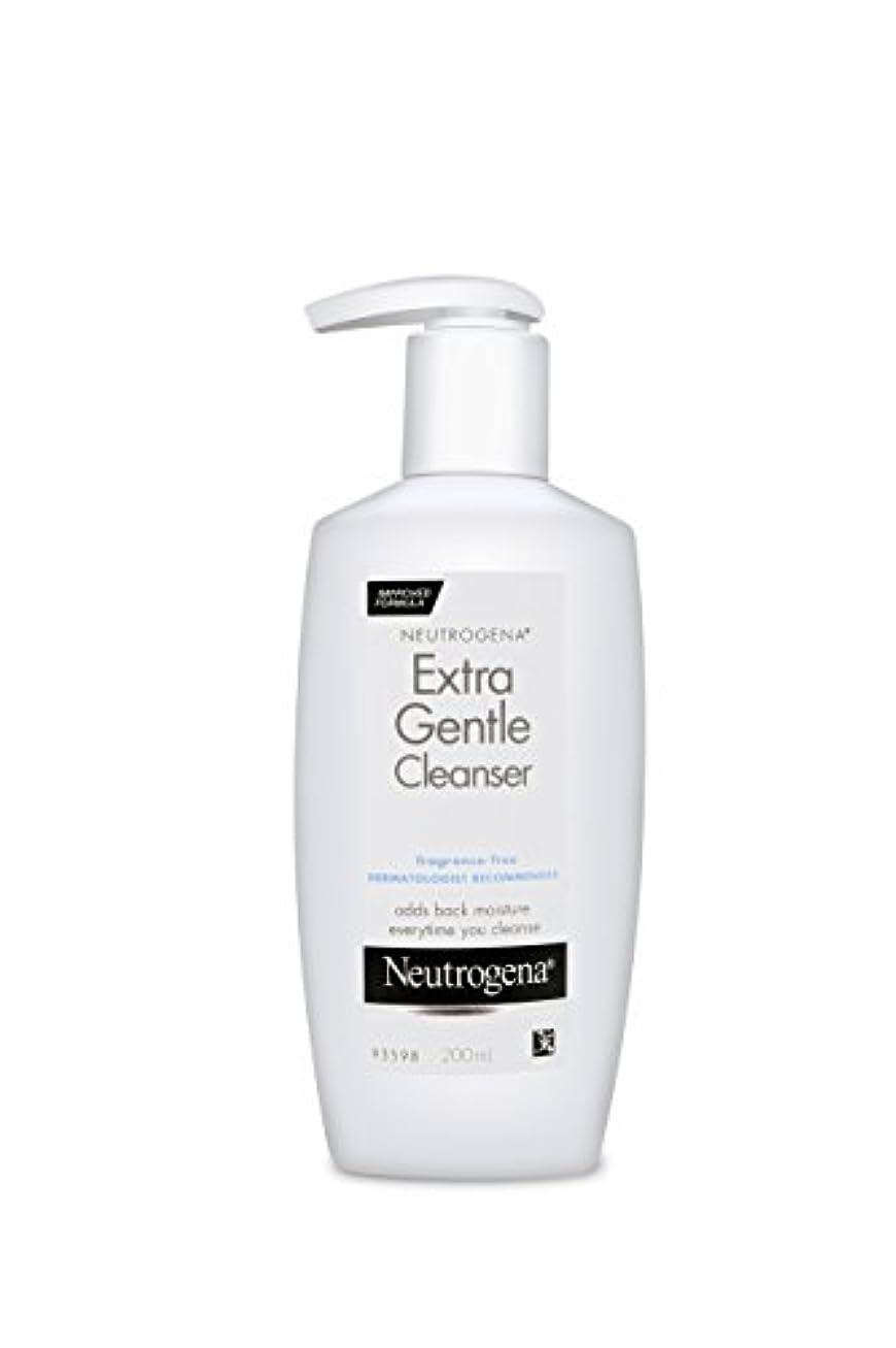 半円キャンベラふさわしいNeutrogena Extra Gentle Cleanser 200 ml (並行輸入品)