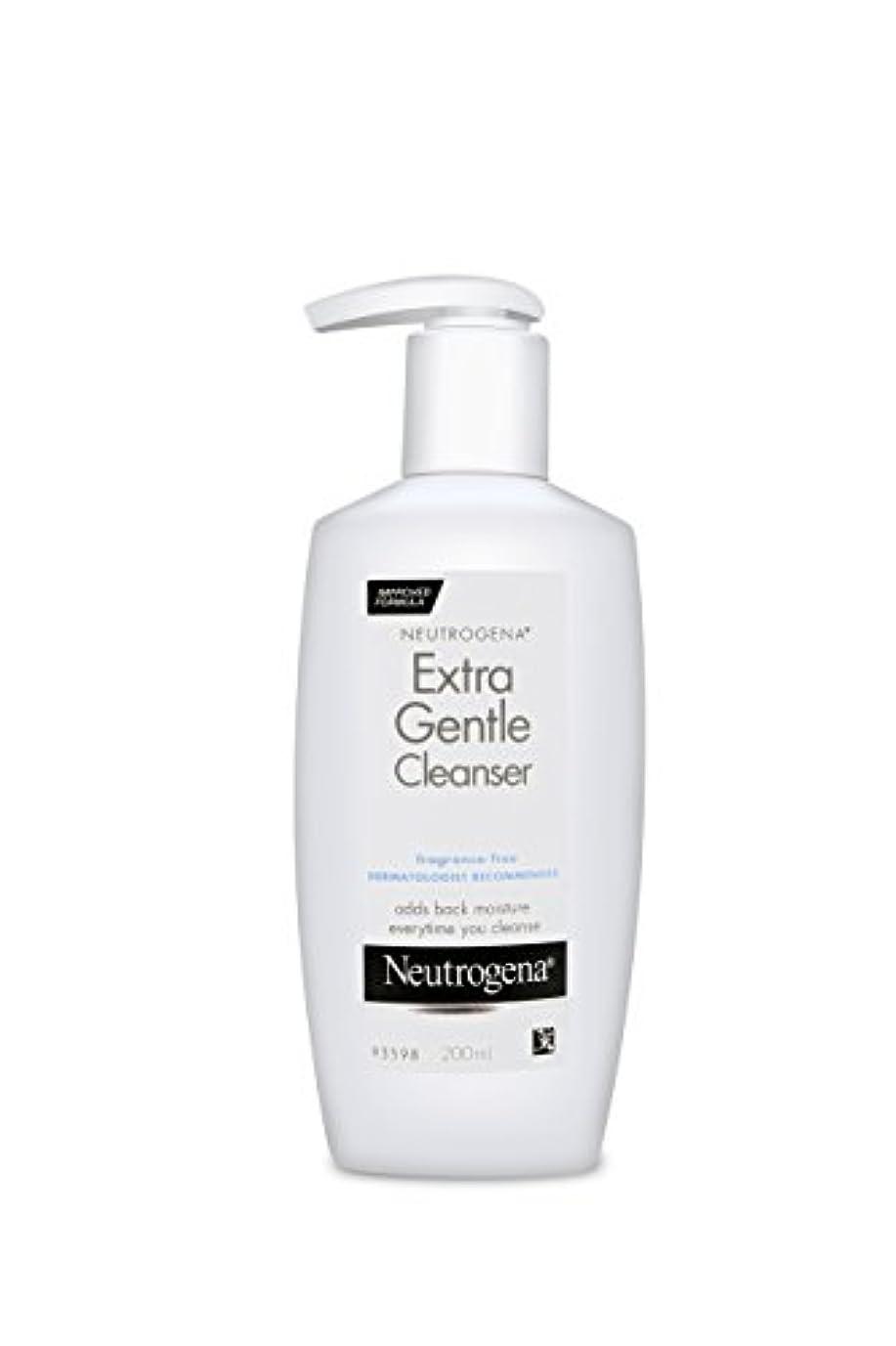 バランス詳細にモートNeutrogena Extra Gentle Cleanser 200 ml (並行輸入品)