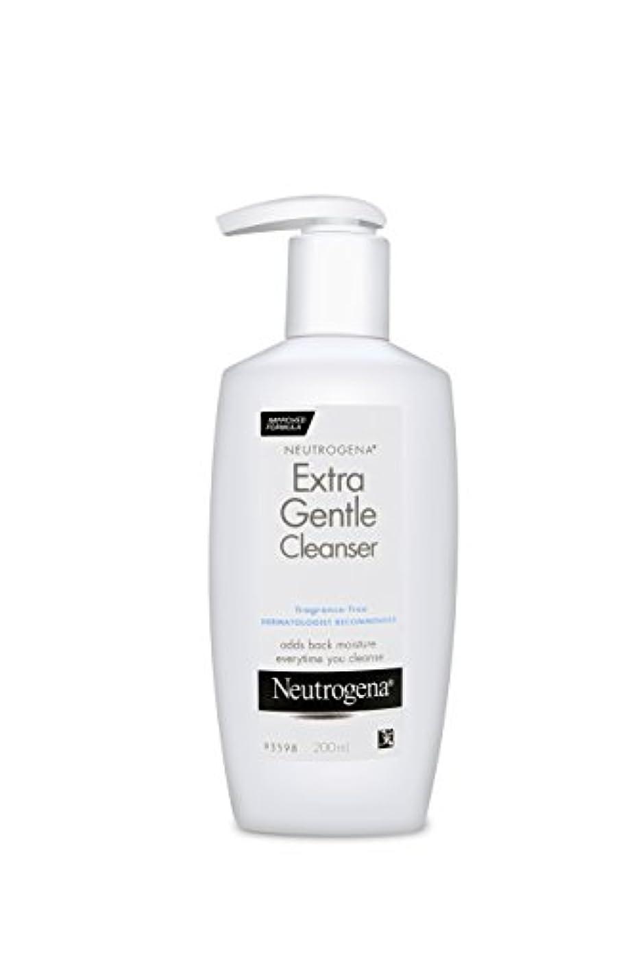性能焼く沿ってNeutrogena Extra Gentle Cleanser 200 ml (並行輸入品)